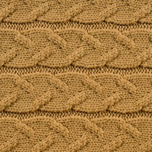Stitches collection - Fin Cable - Studio Twist