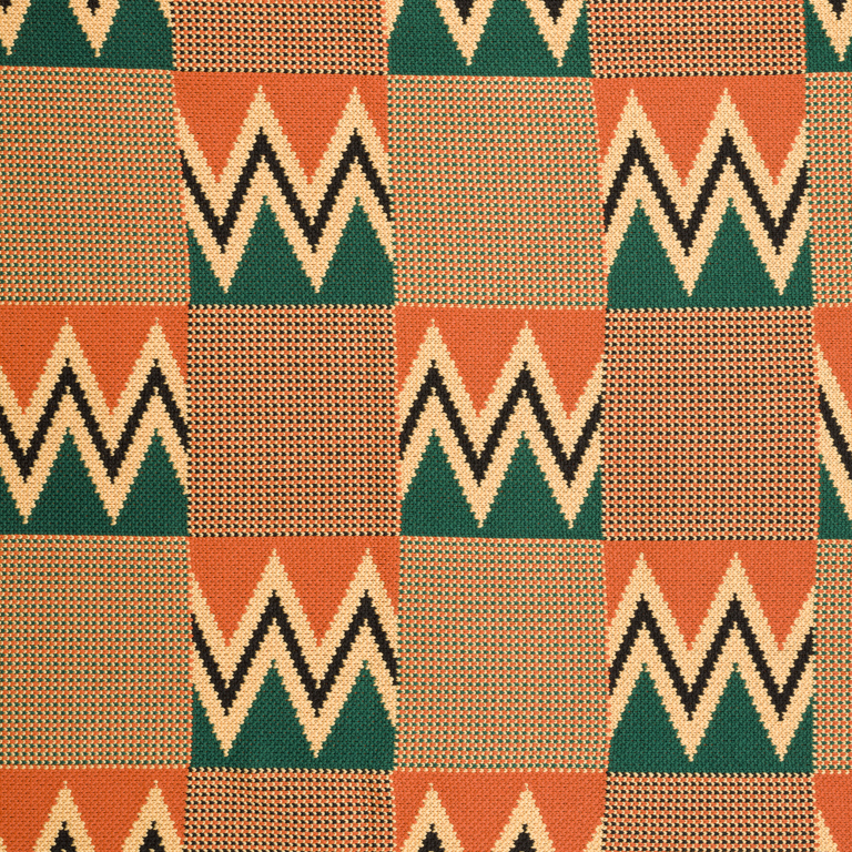 Women's Work collection - Akan Kente Cloth - Studio Twist