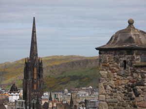 Travel Won't Be the Same Again (But Maybe That's OK) 2 Edinburgh